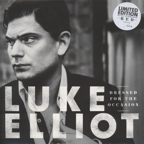 Luke Elliot - Dressed For The Occasion Red Vinyl Edition