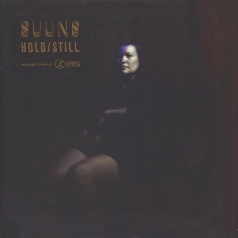 Suuns - Hold / Still Black Vinyl Edition
