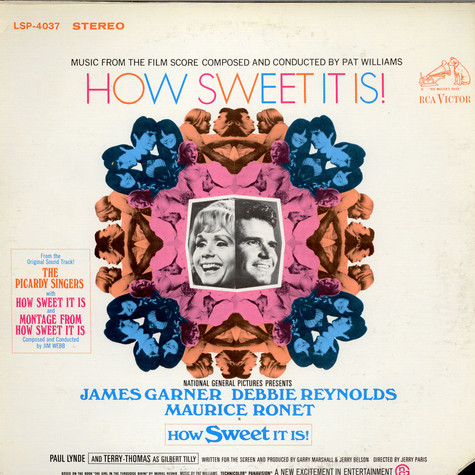 Patrick Williams - OST How Sweet It Is!