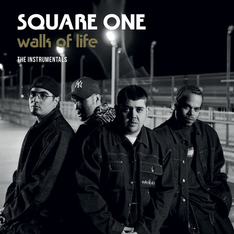 Square One - Walk Of Life Instrumentals 15th Anniversary Vinyl Re-Release