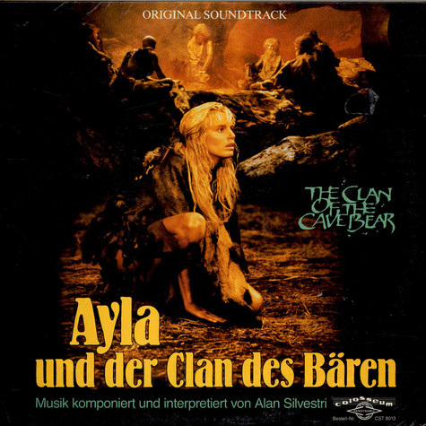 Alan Silvestri - OST The Clan Of The Cave Bear