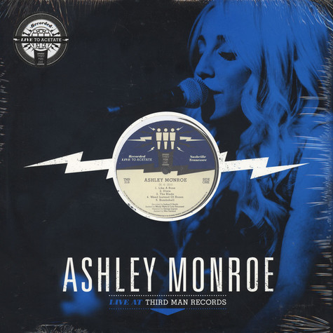 Ashley Monroe - Third Man Live