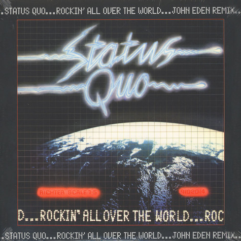 Status Quo - Rockin' All Over The World (John Eden Mix)