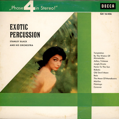 Stanley Black & His Orchestra - Exotic Percussion