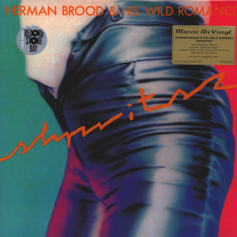 Herman Brood & His Wild Romance - Shpritsz Remastered Edition