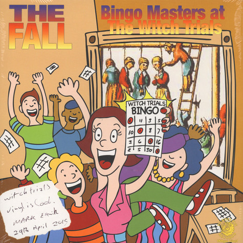 Fall, The - Bingo Masters At The Witch Trials