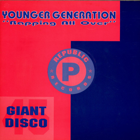 The Younger Generation - We Rap More Mellow
