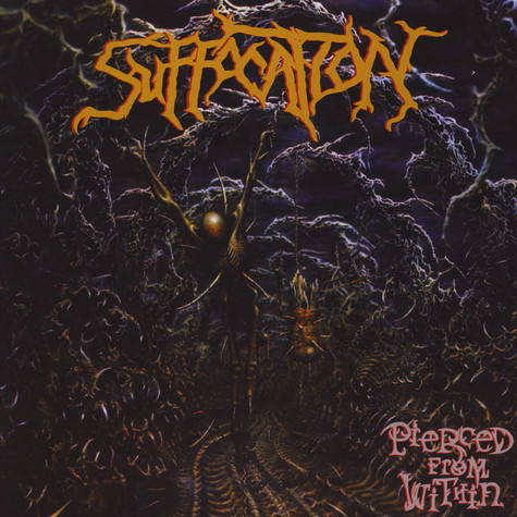 Suffocation - Pierced From Within