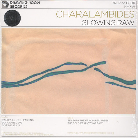 Charalambides - Glowing Raw