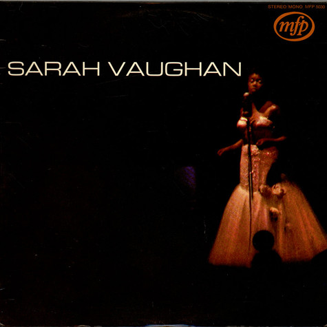 Sarah Vaughan With Mundell Lowe And George Duvivier - After Hours