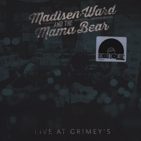 Madisen Ward & The Mama Bear - Live At Grimeys
