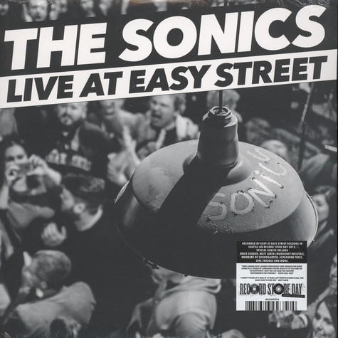Sonics, The - Live At Easy Street