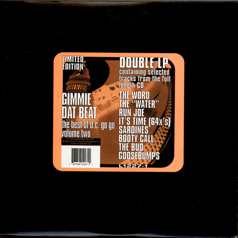 V.A. - Gimme Dat Beat: The Best Of D.C. Go Go Volume Two