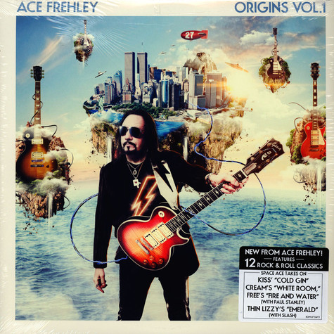 Ace Frehley - Origins 1