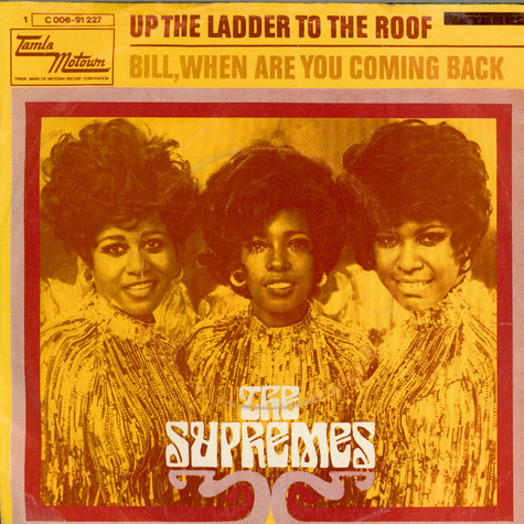 Supremes, The - Up The Ladder To The Roof