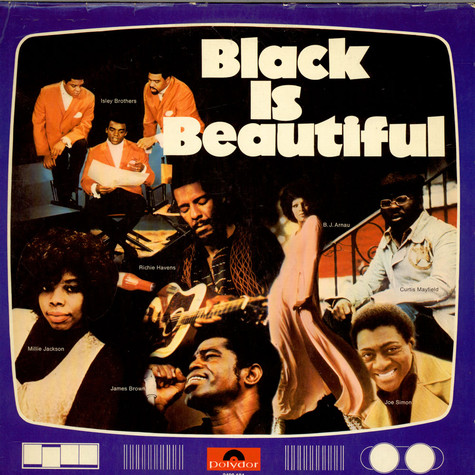 V.A. - Black Is Beautiful