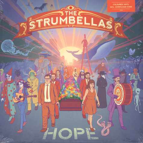 Strumbellas, The - Hope Colored Vinyl Edition