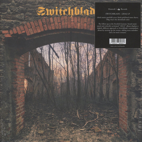 Switchblade - Switchblade