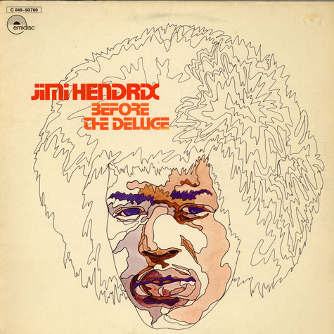 Jimi Hendrix Featuring Curtis Knight - Before The Deluge