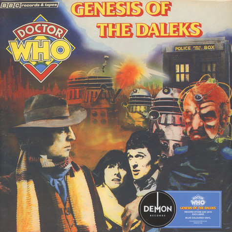 Dr. Who - Doctor Who - Genesis Of The Daleks
