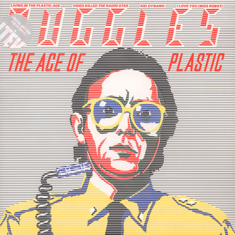 Buggles, The - The Age Of Plastic