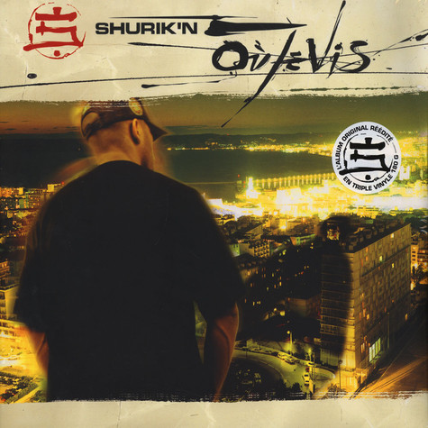 Shurik'n - Ou Je Vis (Damaged Sleeve)
