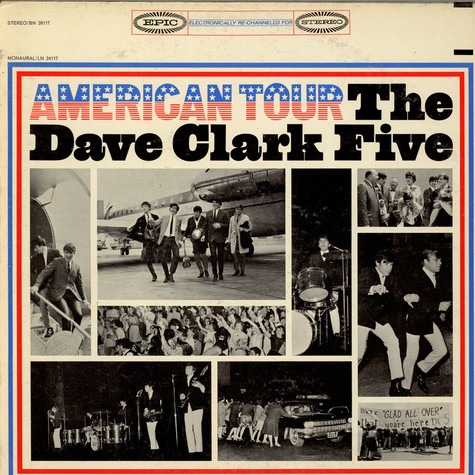 Dave Clark Five, The - American Tour