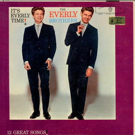 Everly Brothers - It's Everly Time