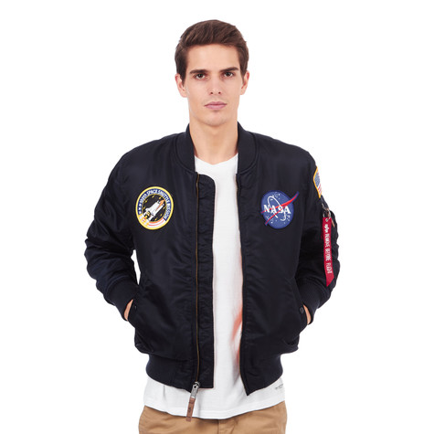 Alpha Industries - MA-1 VF NASA