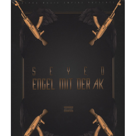 Seyed - Engel Mit Der AK Deluxe Edition