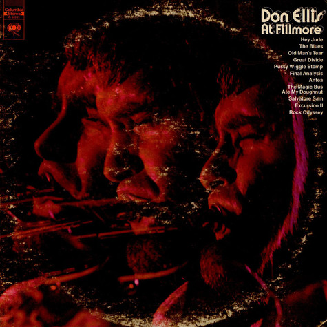 Don Ellis - Don Ellis At Fillmore