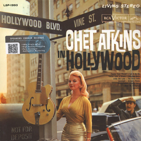 Chet Atkins - In Hollywood
