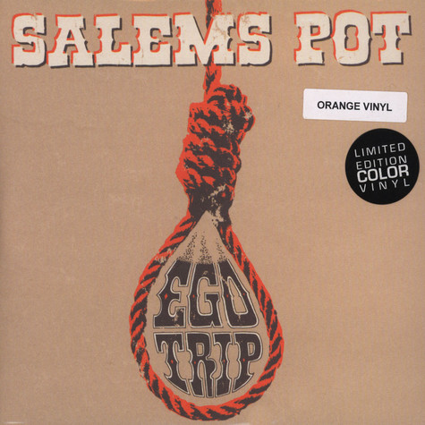 Salem's Pot - Ego Trip Orange Vinyl Edition