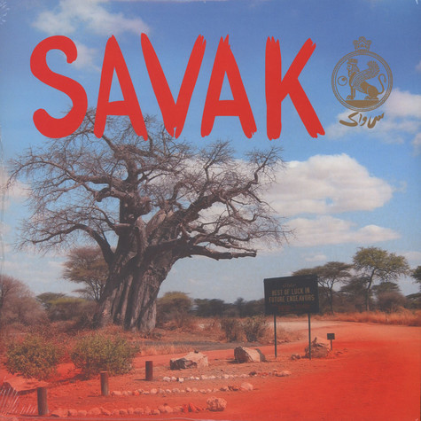 Savak - Best Of Luck In Future Endeavors