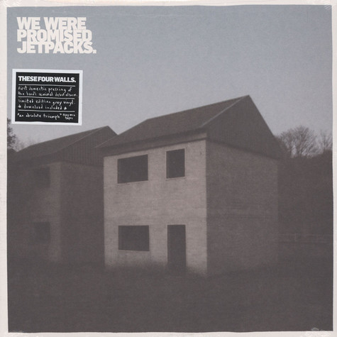 We Were Promised Jetpacks - These Four Walls