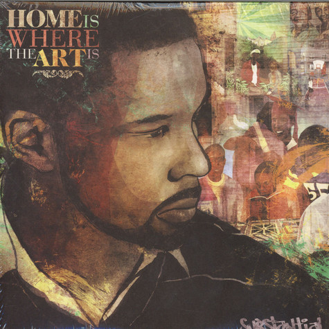 Substantial - Home Is Where The Art Is