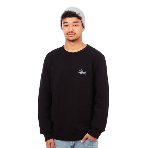 Stüssy - Basic Stussy Crewneck Sweater