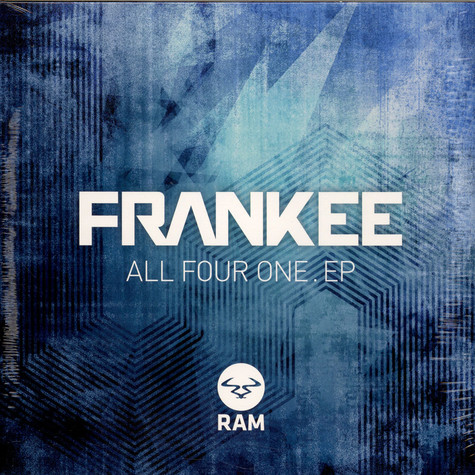 Frankee - All Four One EP