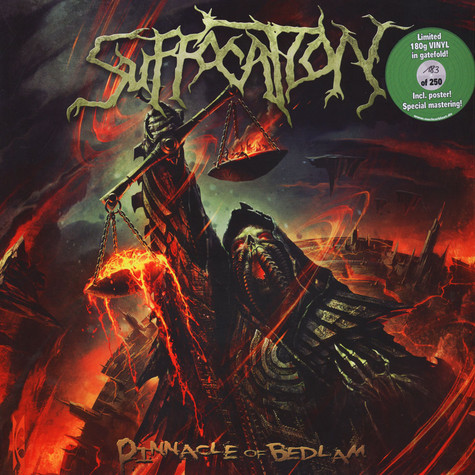 Suffocation - Pinnacle Of Bedlam