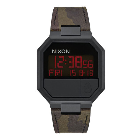 Nixon - Re-Run Leather