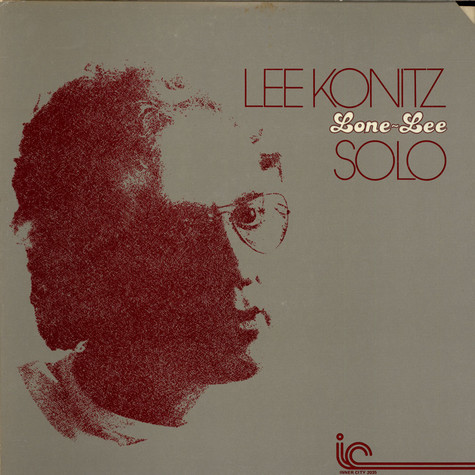Lee Konitz - Lone-Lee