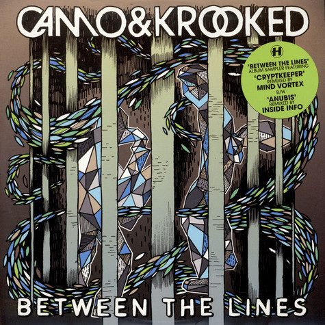 Camo & Krooked   - Between The Lines