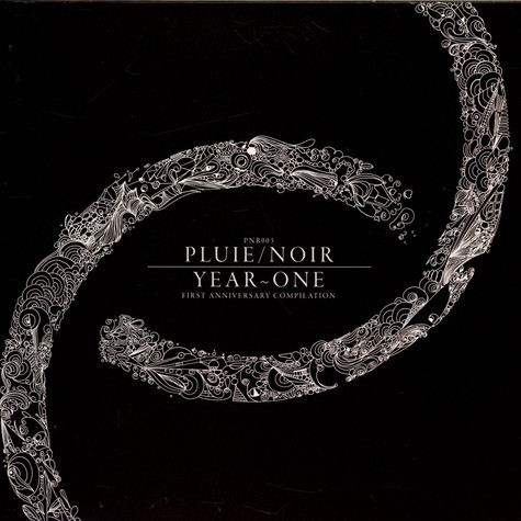 V.A. - Pluie/Noir Year One