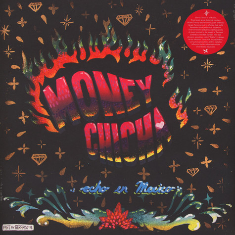 Money Chicha Echo En Mexico Vinyl Lp 2016 Eu