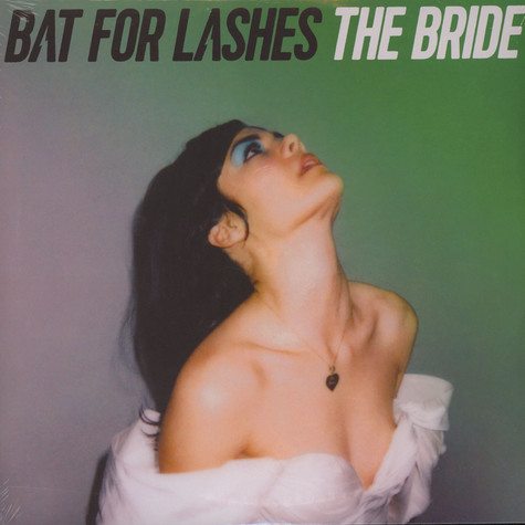 Bat For Lashes - The Bride Pink Vinyl Edition