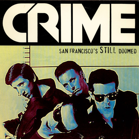 Crime - San Francisco's Still Doomed