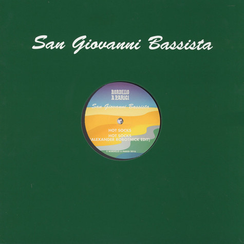 San Giovanni Bassista - Don't Go
