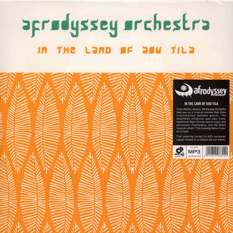 Afrodyssey Orchestra - In The Land Of Aou Tila
