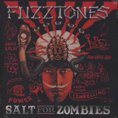 Fuzztones - Salt For Zombies