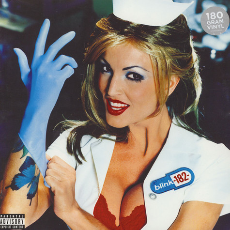 Blink 182 - Enema Of The State Black Vinyl Edition